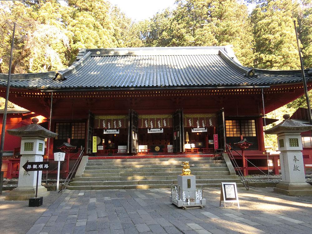 日光二荒山神社の紹介