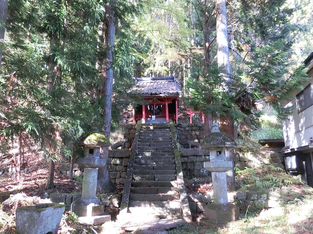 日光にある青龍神社の紹介