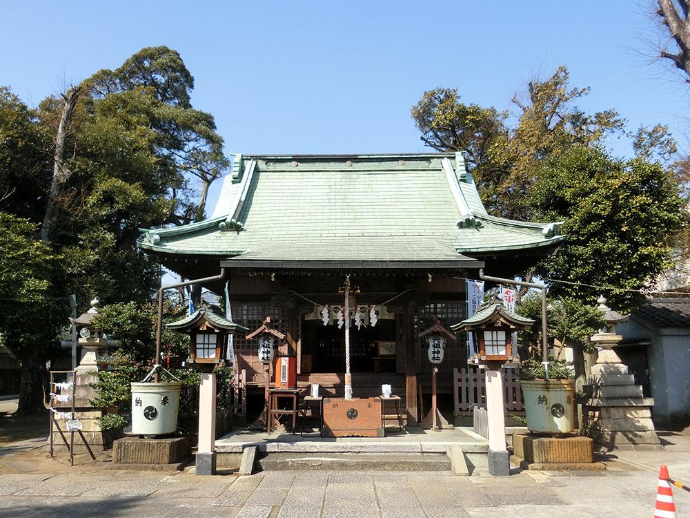 高円寺天祖神社の紹介
