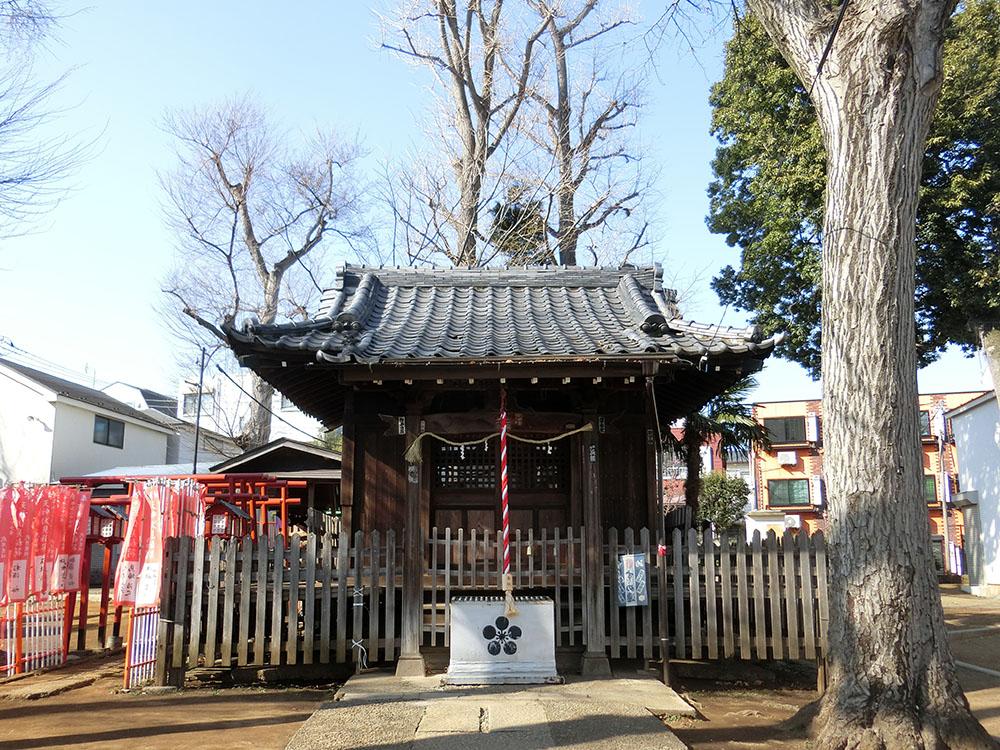 打越天神北野神社の紹介