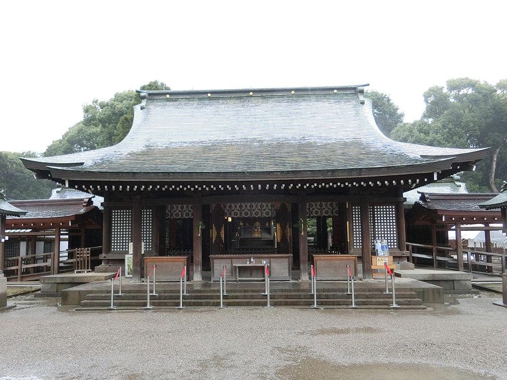 大宮氷川神社の紹介
