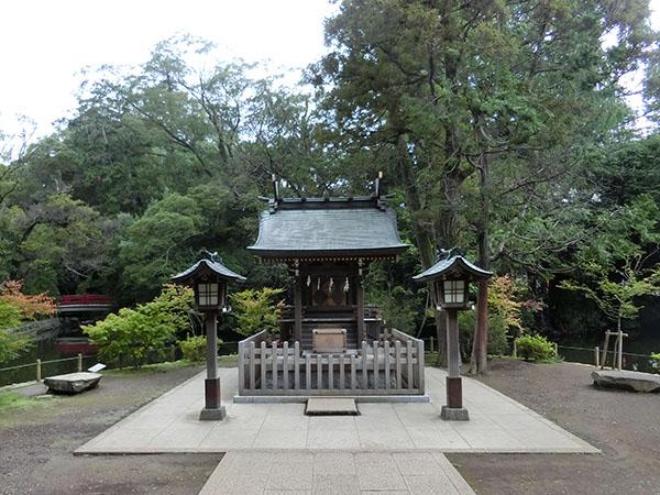 大宮氷川神社の摂社である宗像神社