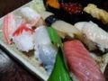 小樽で回らないお寿司