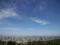 旭山記念公園、めっちゃ晴れ。