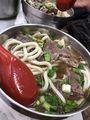 劉山東牛肉麺