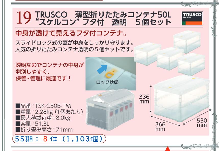 トラスコ中山株式会社 5,000円カタログ