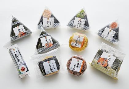 わらべや日洋 商品ラインナップ(HPより)