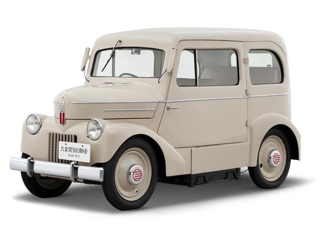 日産東京販売HD 電気自動車たま