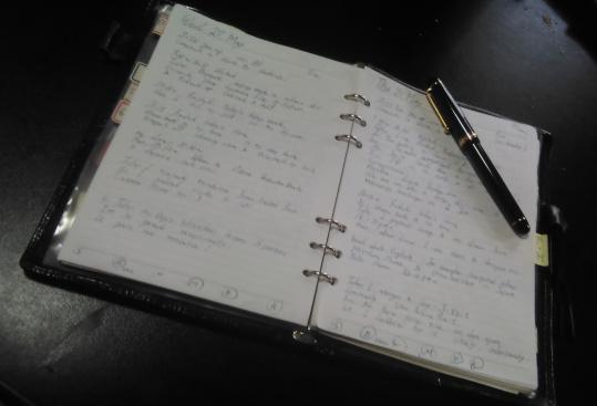 英語日記のすすめ