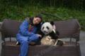 2018中国成都抱っこパンダ画像価格料金