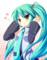 宗子tum - nagas: arccosine: ミク塗った on Twitpic