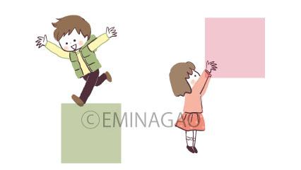 子供のイラスト