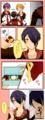アドしのバレンタイン漫画1