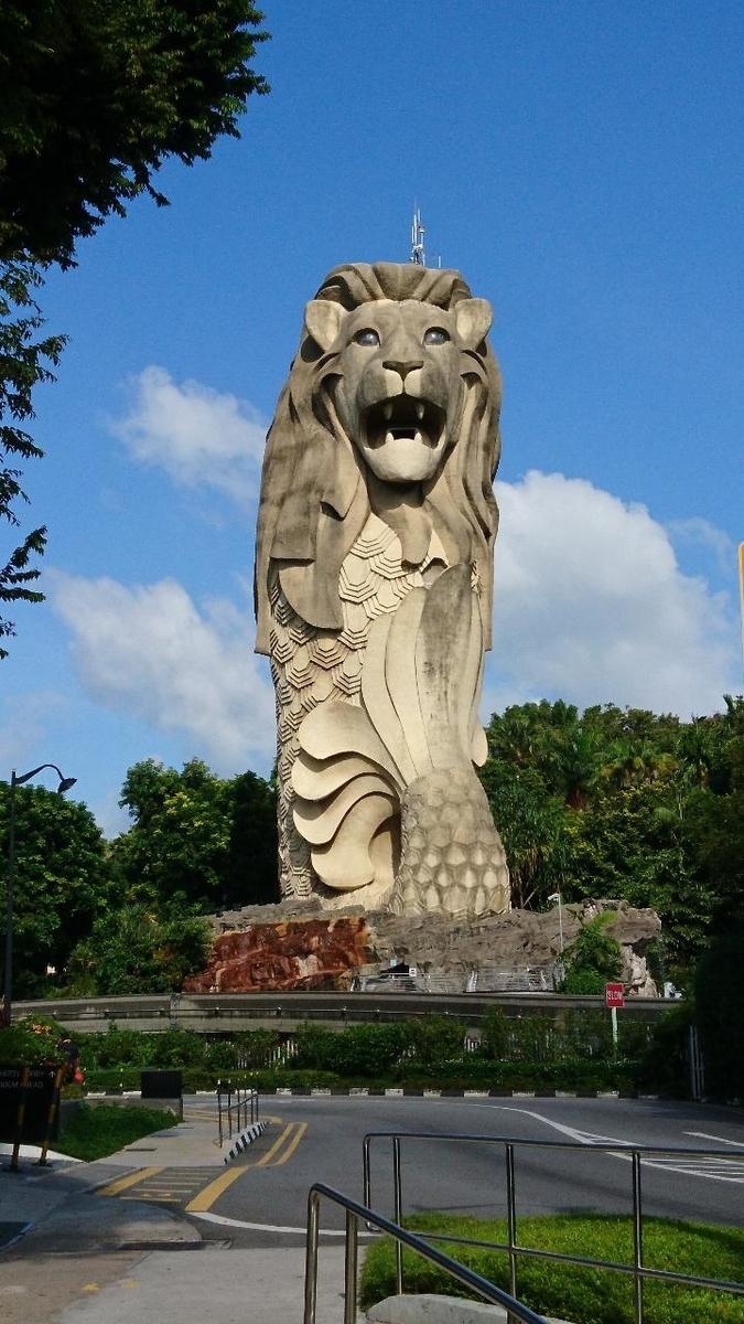 ライオン 解体 マー