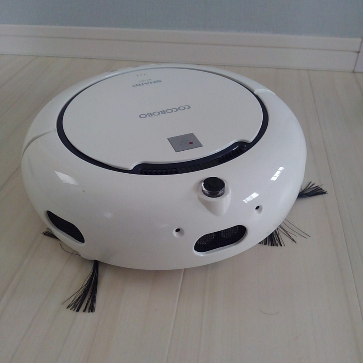 ココロボ ロボット掃除機 かわいい
