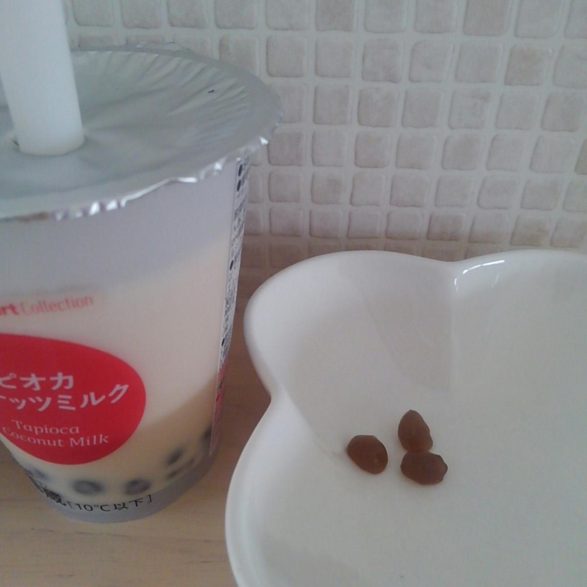 タピオカココナッツミルク ファミリーマート ノンカフェイン