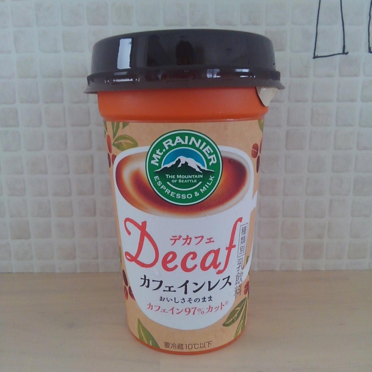 マウントレーニア デカフェ Decaf