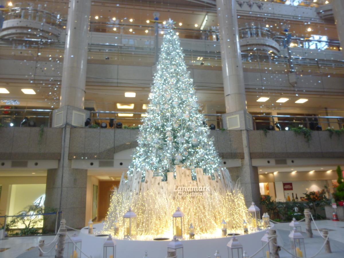 横浜 ランドマーク Merry Snow Christmas 2019
