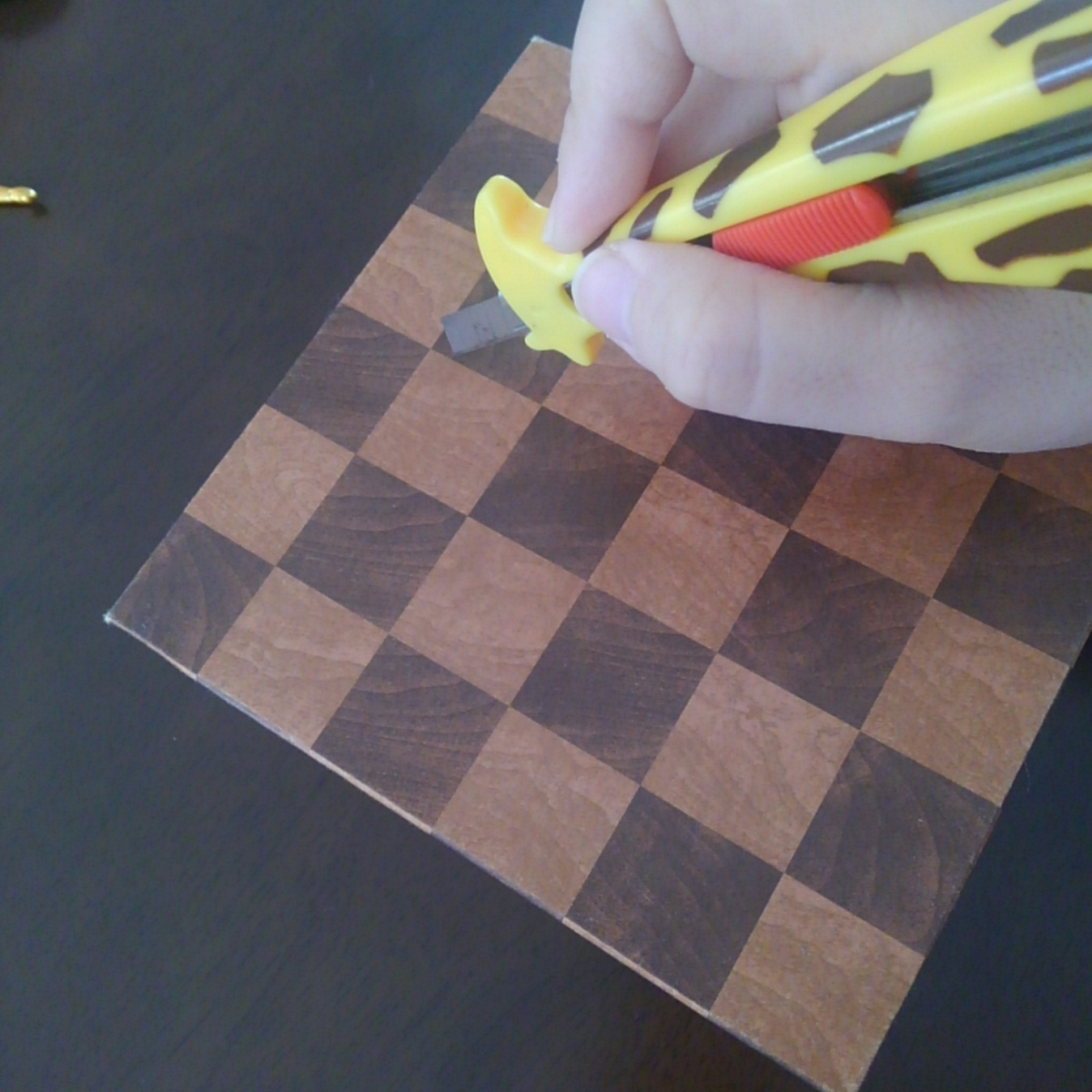 手作りシンカギア