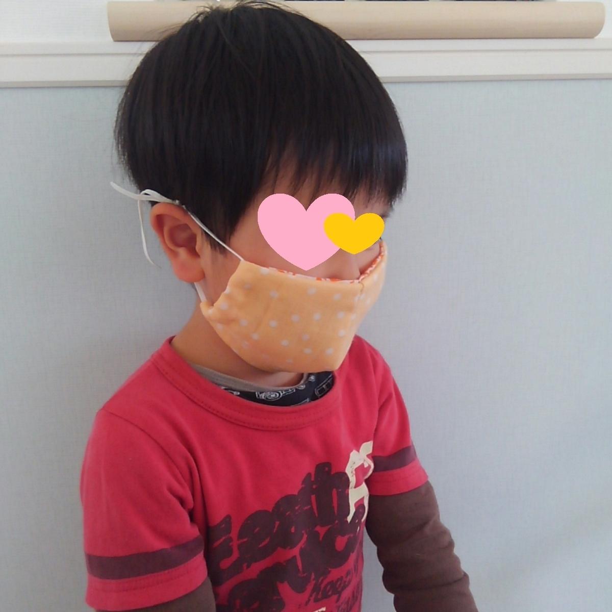 COGORI 布マスク 手作り キット