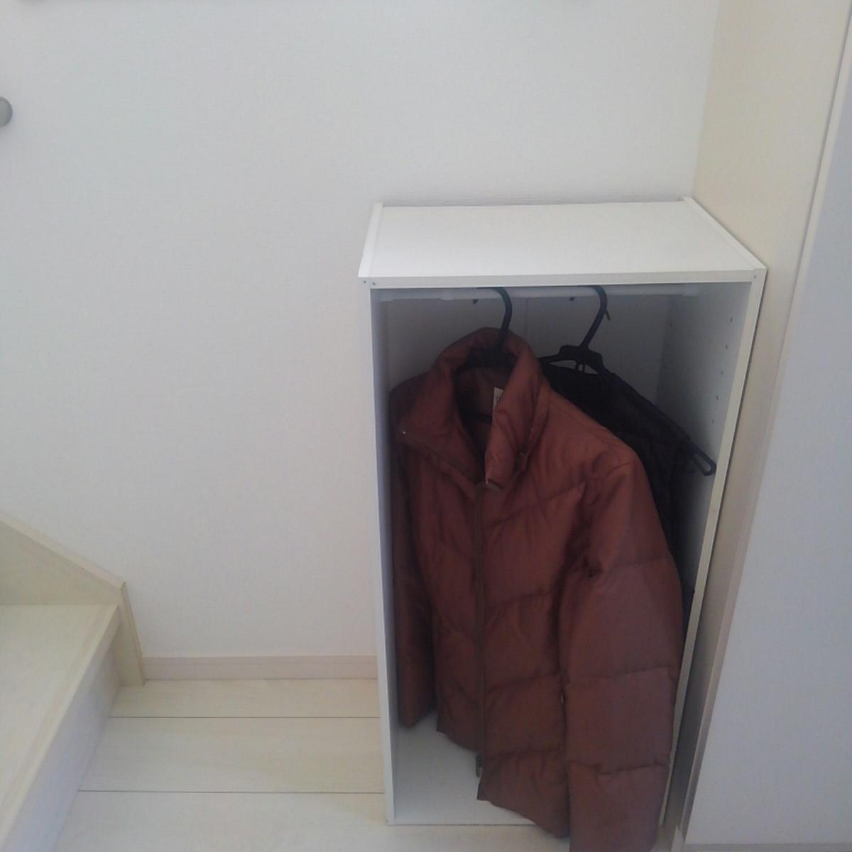 玄関収納 コート収納