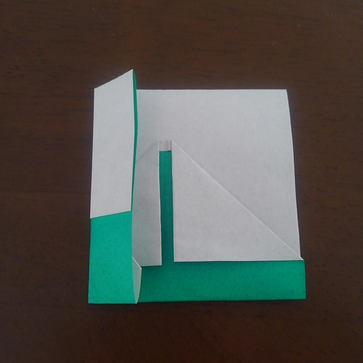 鬼滅の刃 折り紙 はっぴ 簡単 炭次郎