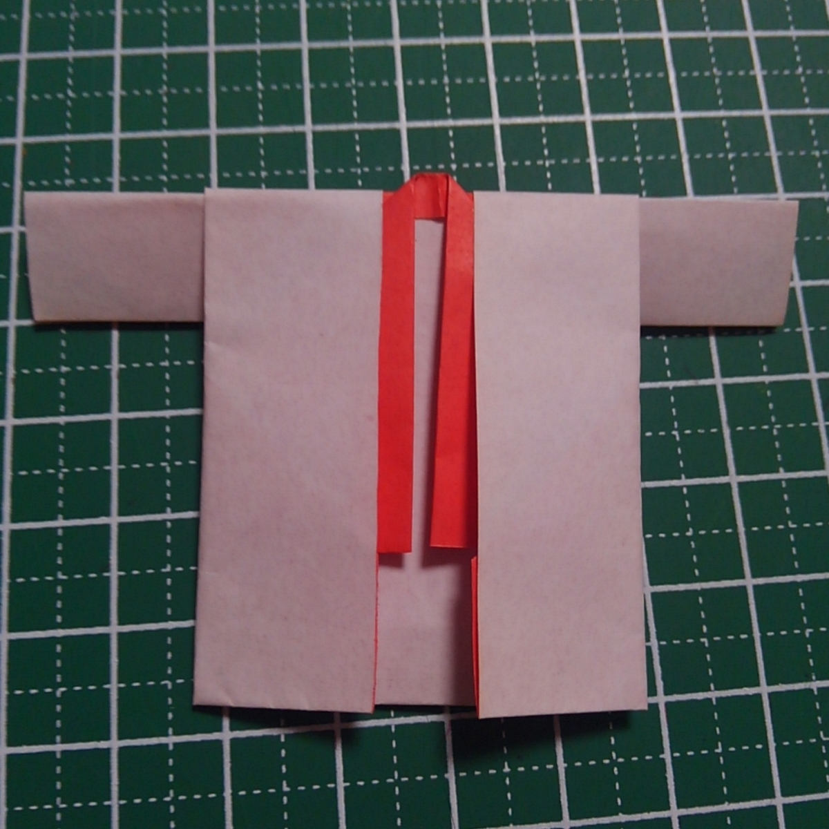 鬼滅の刃 折り紙 羽織 煉獄
