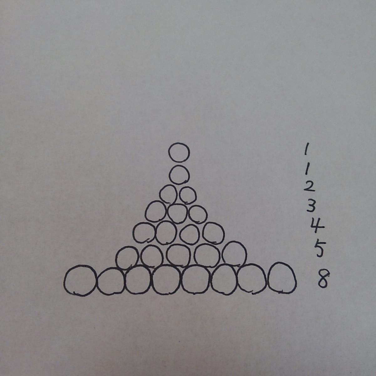 0円工作 アドベントカレンダー クリスマスツリー トイレットペーパー