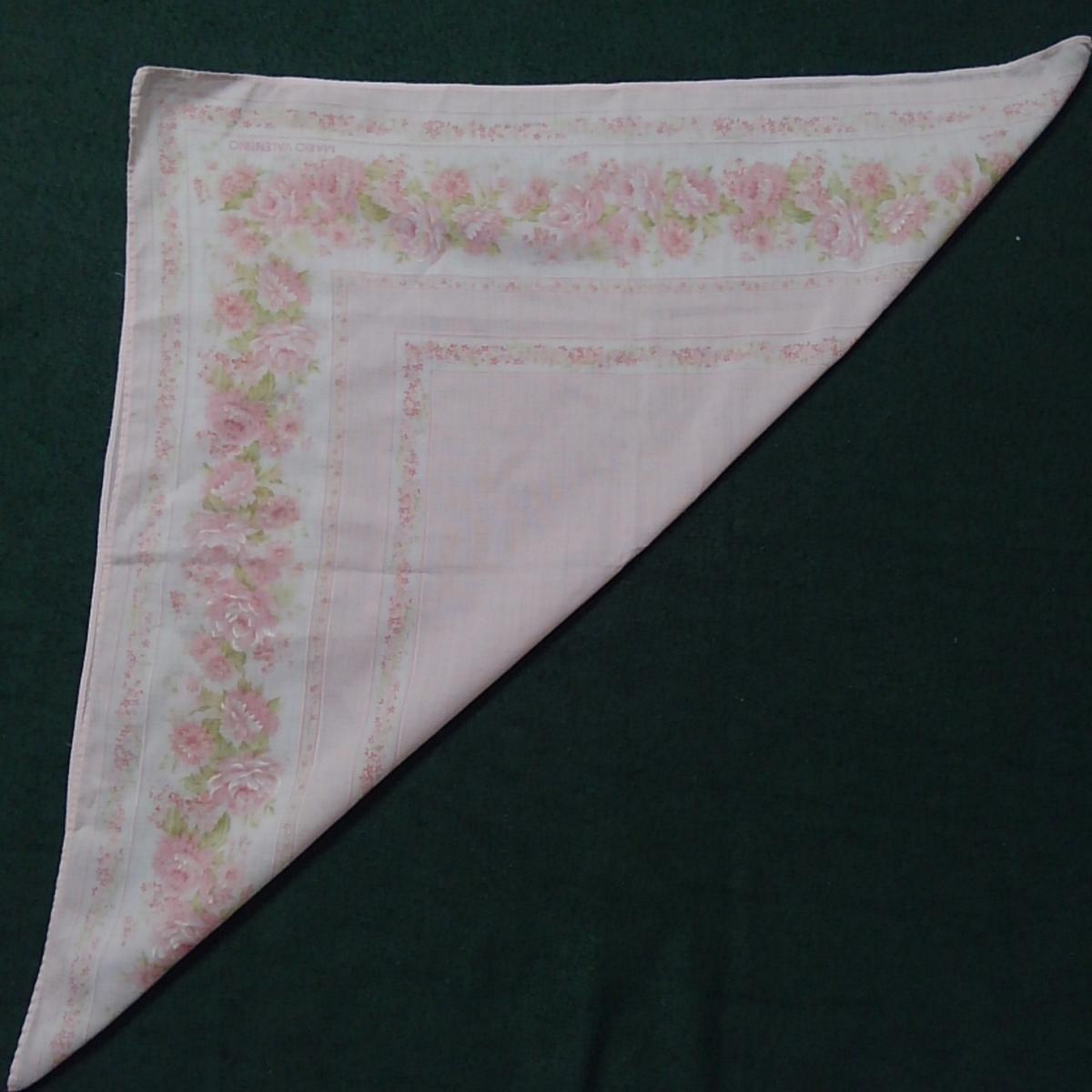 ハンカチ遊び ハンカチ折り紙 ハンカチの花