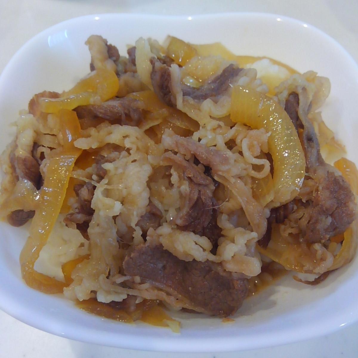 おうちコープ 国産牛肉でつくった牛丼の具