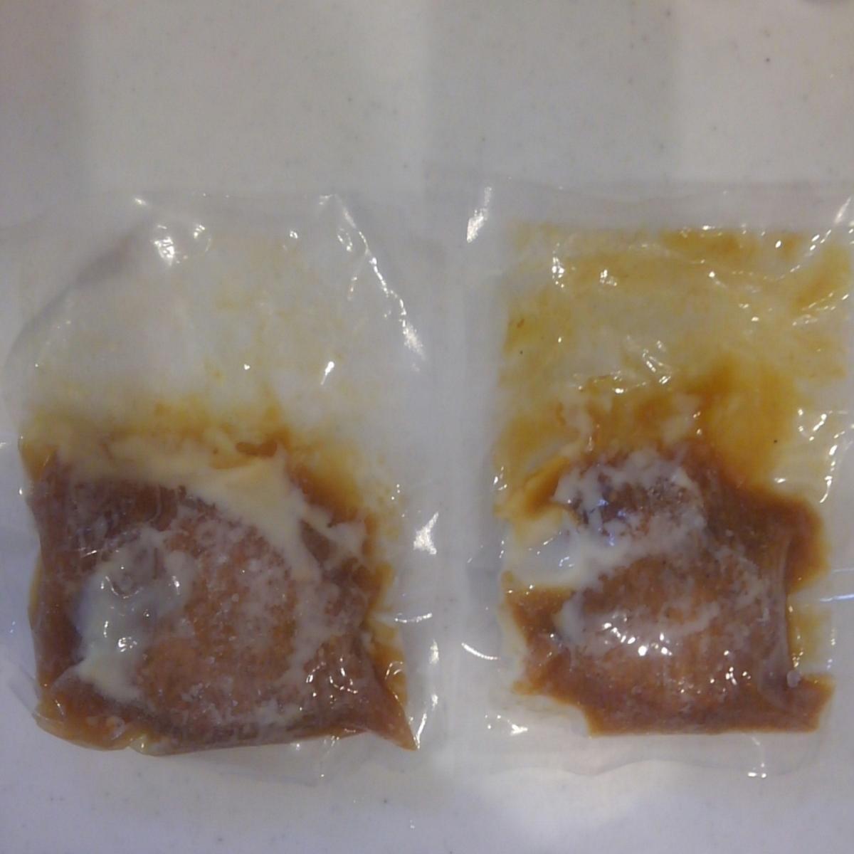 おうちコープ 茶美豚で作った和風おろしハンバーグ