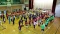 北地区女性部ソフトバレー大会。9チームが集結し熱戦を繰り広げまし
