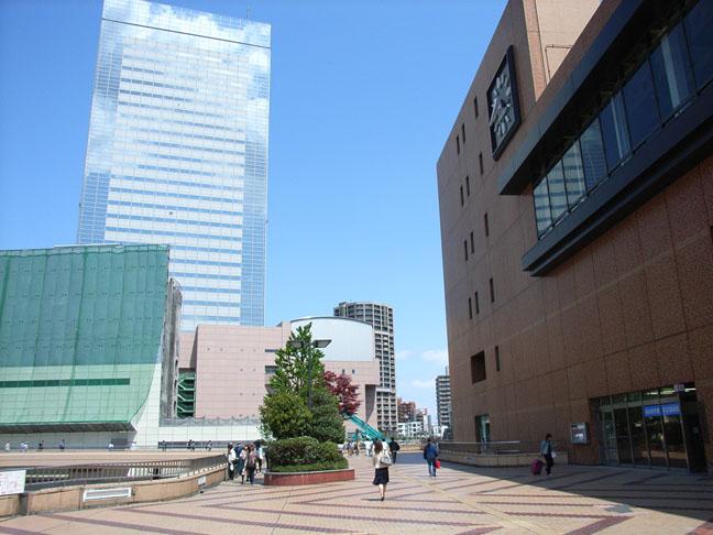 仙台駅北側の景色一変