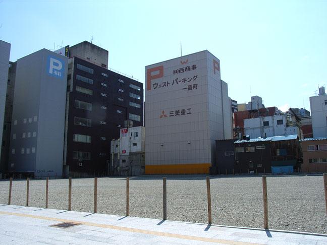 仙台中央警察署跡地