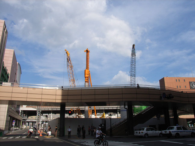 仙台パルコ建設予定地
