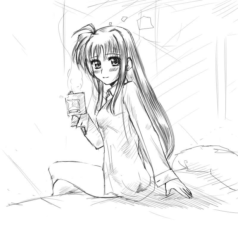 フェイト「なのは、おはよう」