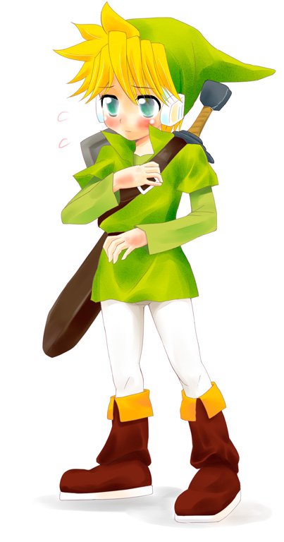 リンク (ゲームキャラクター)の画像 p1_16