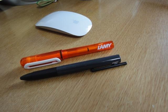 もう1本ボールペン買っちゃった