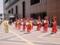 仙台駅前でさんさ踊り(2)