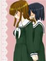 志摩子さんの髪の毛ふかふか