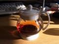 紅茶をいれてみた