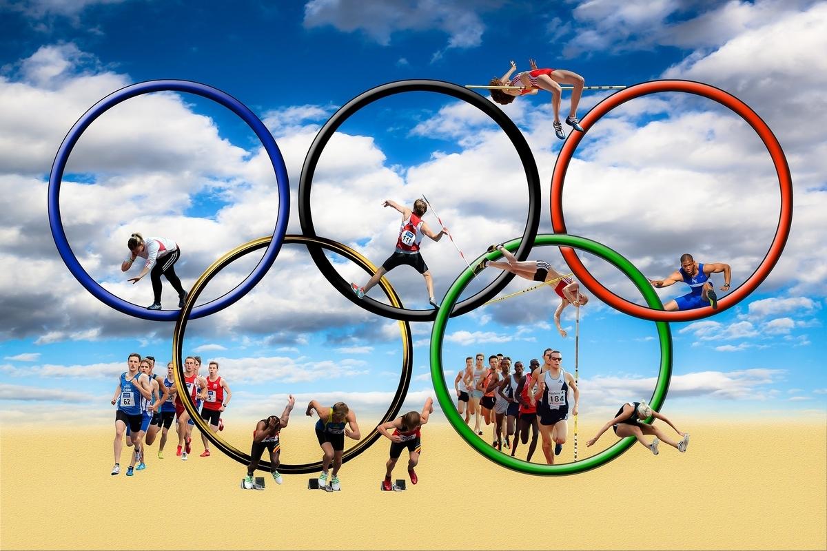 オリンピックのエンブレム