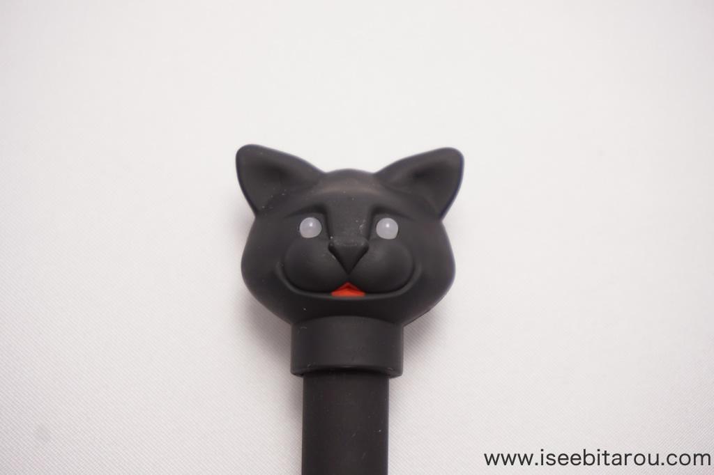 猫のボールペン