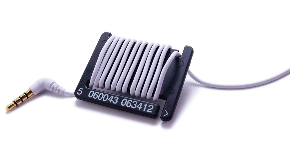 バーコードコードホルダー