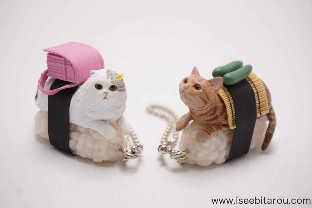 猫のお寿司「ねこずしニャー太」