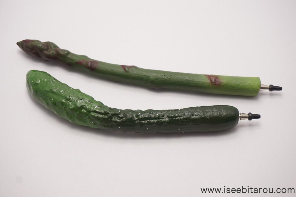 野菜そっくりボールペン