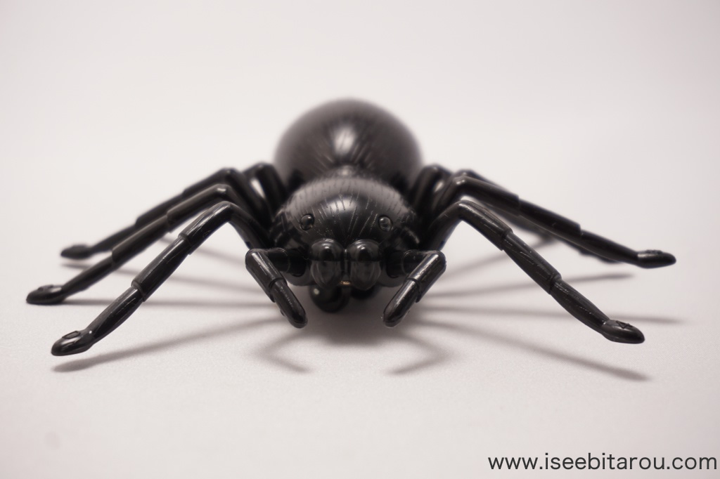 大きなクモのラジコン