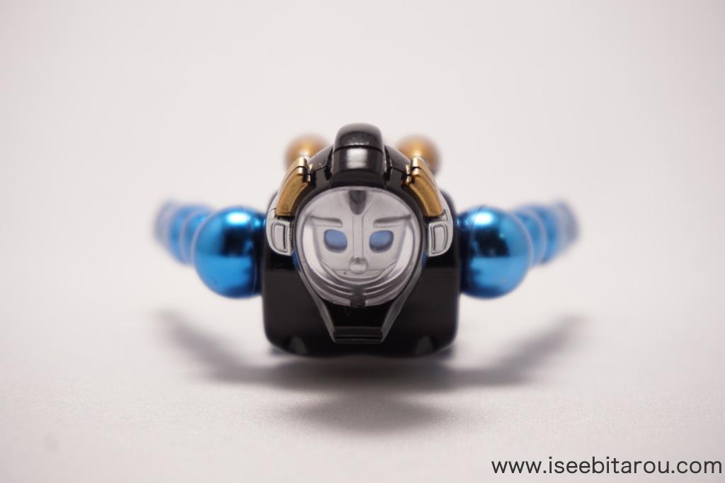 走るロボットのボールペン