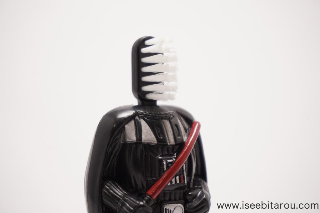 スターウォーズ歯ブラシ