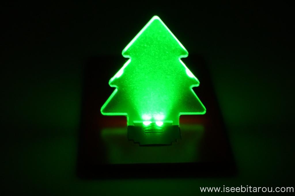 クリスマスサプライズ演出